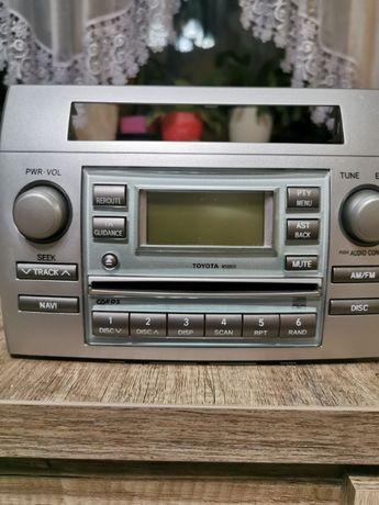 Sprzedam radio 2din Toyota Corolla Verso