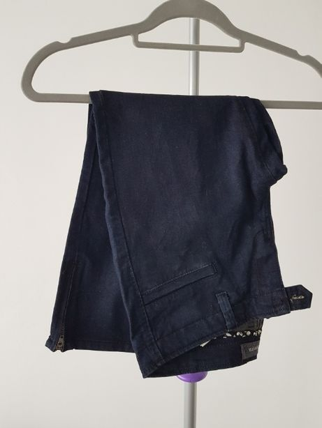Nowe spodnie rybaczki