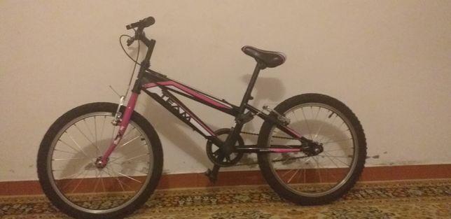 Bicicleta de menina (6-10 anos)