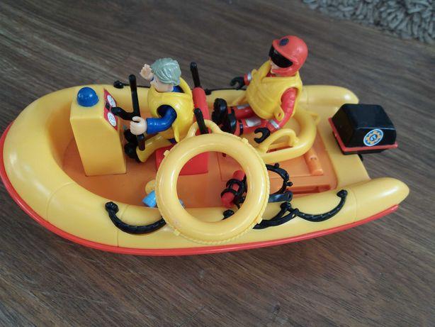 Sprzedam łódź Strażak Sam