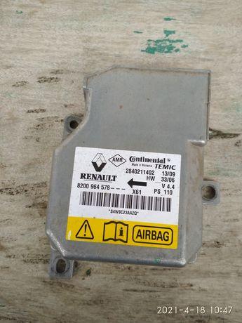 блок управління airbag для грузового Рено Кенго