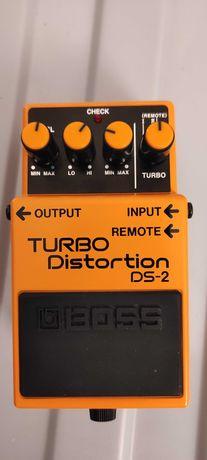 Pedal Distorção Boss DS-2