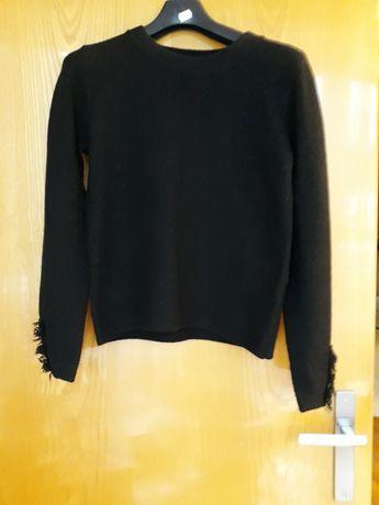Sweter z dzianiny Mohito