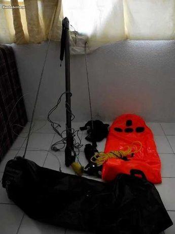 Arma de Caça Submarina Espingarda