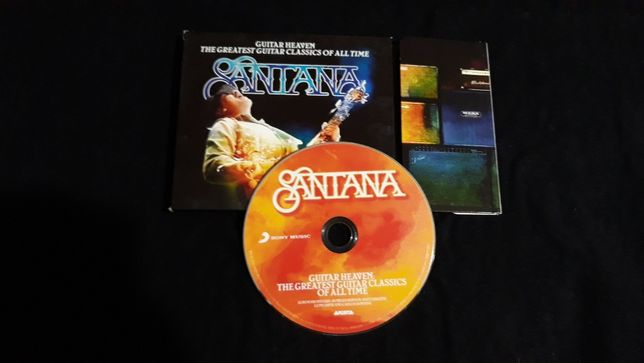 Santana - Guitar Heaven: Santana Performs the Greatest Guitar Classics