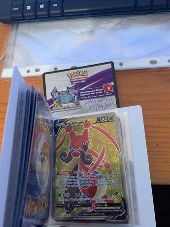 Kricketune V (BST 142) NM pokemon