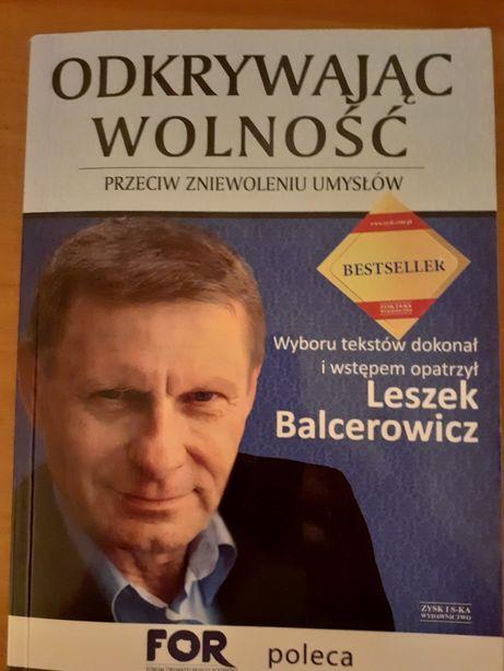 Odkrywając wolność  - Leszek Balcerowicz.