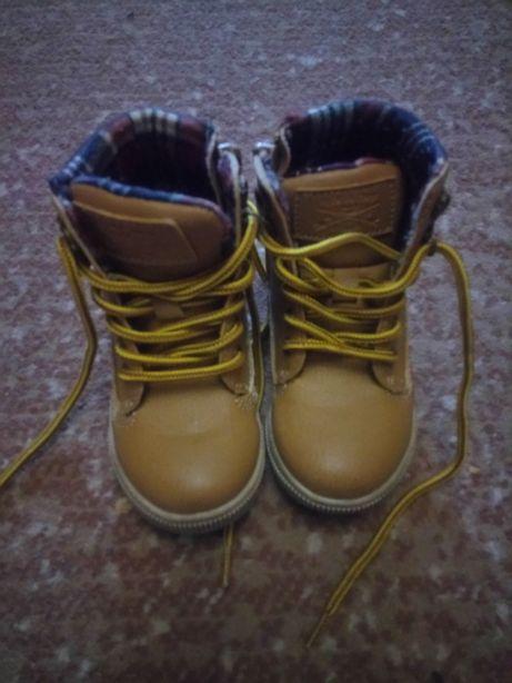 Сапоги демисезонные, детские ботинки