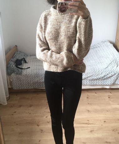Sweter wełniany Mango
