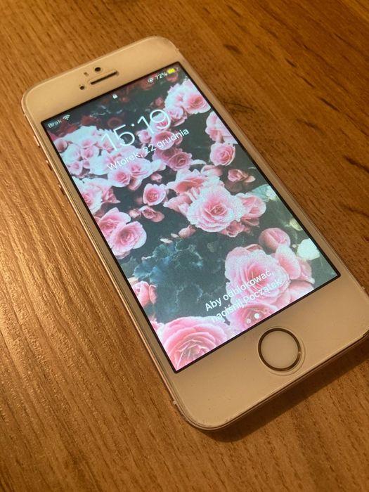 iPhone se 32 GB rose gold Poznań - image 1