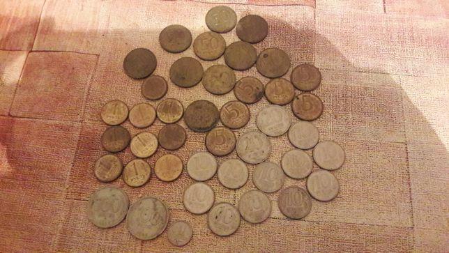 Монеты России 1992-1993 г., 1997г.