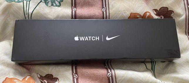 Apple Watch Se nike edition + Cellular Space Gray 44mm novo selado