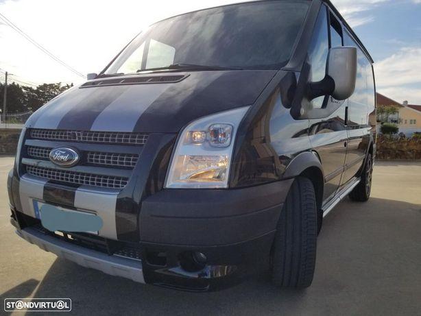 Ford Transit Rs Sport Troféu