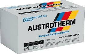 Styropian Austrotherm Fasada EPS 042 cena ; 230,00 m3 brutto