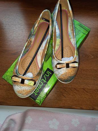 Балетки туфли на девочку подростка , размер 36
