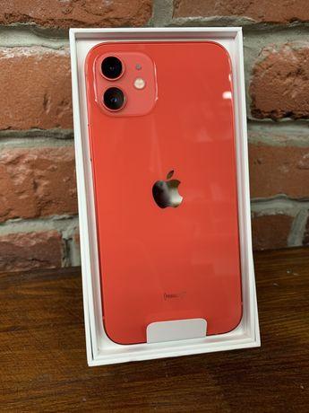 Apple iPhone 12 64gb RED! Гарантия от МАГАЗИНА!