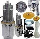 Pompa ruska do wody brudnej czystej 450W +membrany