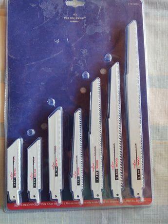 Noże do lisa 28 elementów