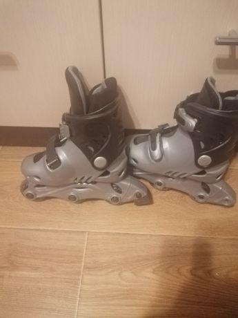 Детские роликовые коньки 30 размер