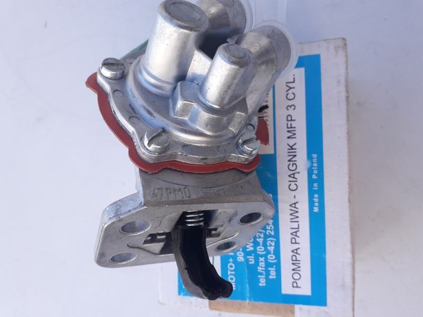 Pompka paliwa, zasilajaca, wstepna POLMO MF3, URSUS 3512 C360-3p