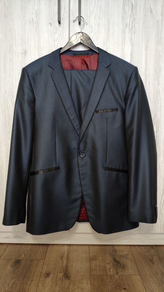 Продам мужской костюм на выпускной / свадьбу Чернигов - изображение 1