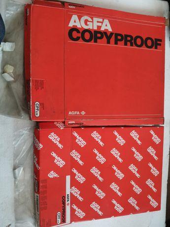 Agfa copyproof CPF 0.10 29,7z42 i 31x43cm