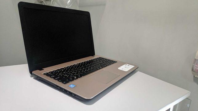 2020г Asus X540 (N5000,4gbDDR4,SSD256gb,IntelUHD-1gb)-ГАРАНТИЯ-21000