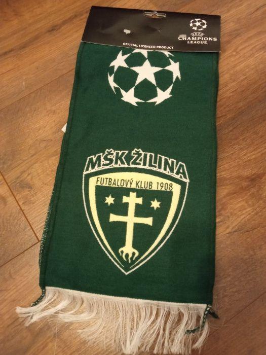 Szalik MSK Zilina - oficjalny produkt Champions League Myślenice - image 1