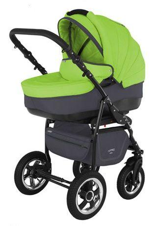 Детская универсальная коляска Adamex Nitro