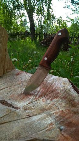Нож для виживання,туристичний.кований.