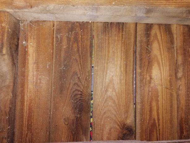 Stare wrota od stodoły