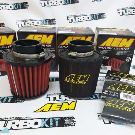 Фильтр нулевого сопротивления AEM 21-203DK 21-204DK 21-2058DK сухой