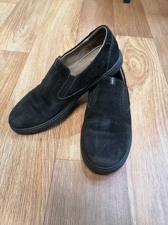 Туфли-макасины для подростка
