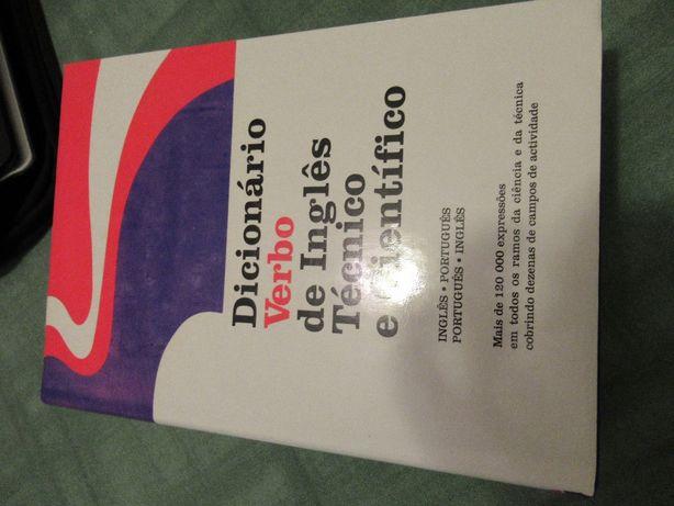 Dicionário de Inglês Técnico e Científico