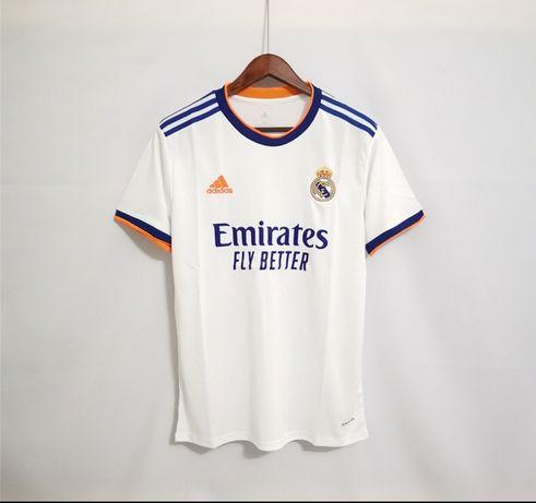 Camisolas de futebol 21/22 principais ligas e clubes europeus