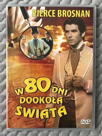 """""""W 80 dni dookoła świata"""" - 2 DVD (komplet) polski lektor"""
