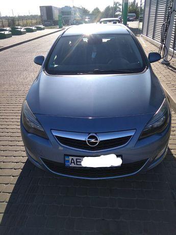 Opel Astra Spotrs Tourer