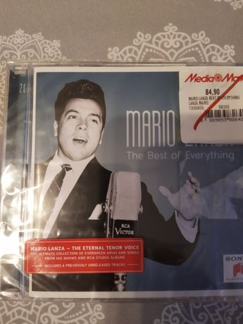 Mario Lanza The Best of Everything. CD 2 szt