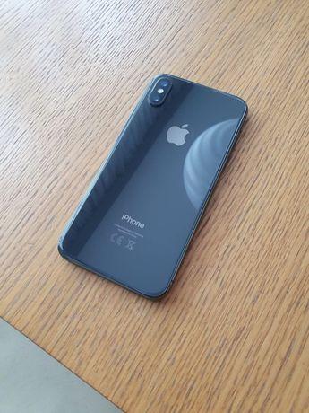 iPhone X 64GB Space Grey stan BDB
