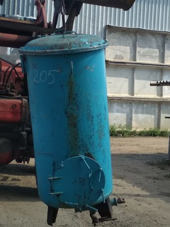 Продам ёмкость нержайка реактор эмаль эмалированный