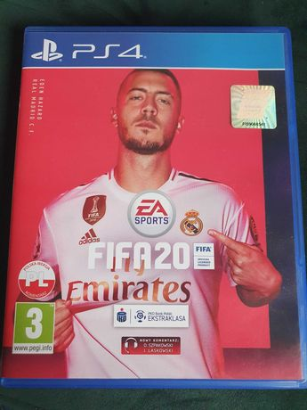 Gra Fifa 2020 ps4