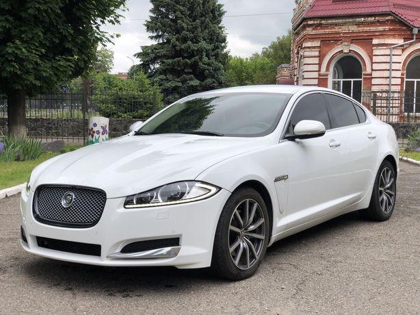 Jaguar xf 250/ 3.0 ГАЗ. 2012 год. ОФИЦИАЛ