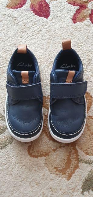 Детские ботинки Clarks