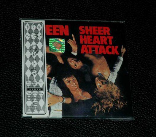 QUEEN - Sheer Heart Attack. 2004 EMI. Japan. OBI