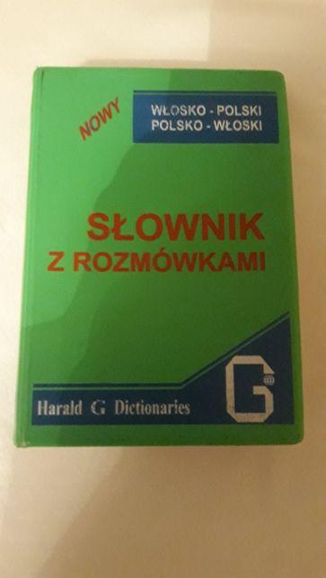 Słownik włosko-polski/polsko-włoski