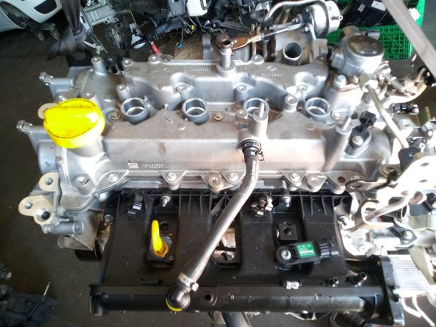 Motor Nissan qashqai 1.2 TCE