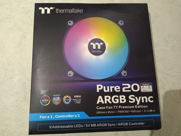 Thermaltake Pure 20 argb Sync Case Fan TT Premium