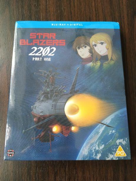 Star Blazers Space Battleship Yamato 2202 Part One (Anime Bluray)
