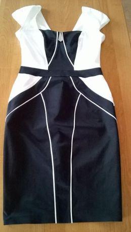 *Koktajlowa-Wizytowa Sukienka*r.38 M