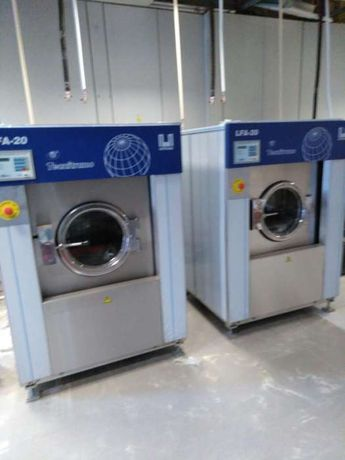 Equipamentos de lavandaria